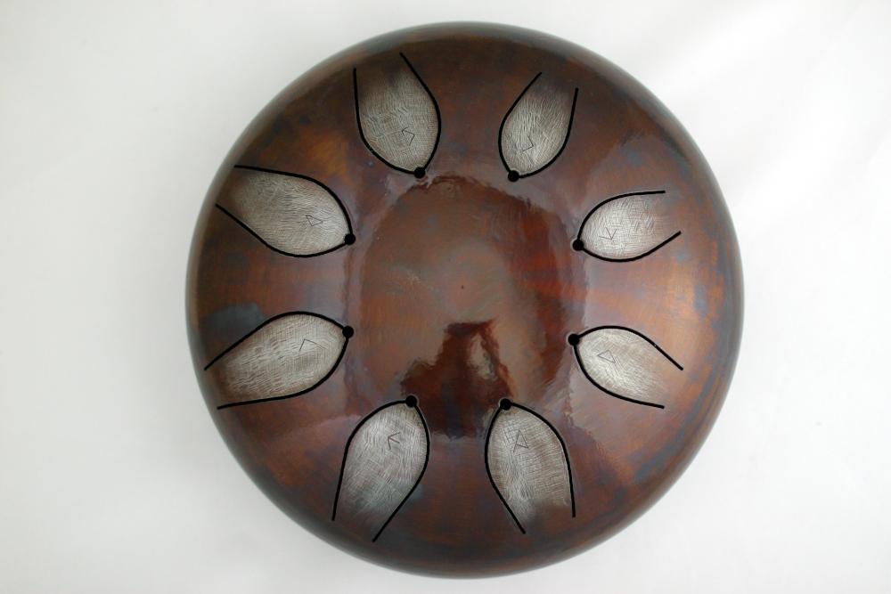 Глюкофон 30 см До-мажор 432 Гц